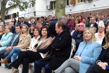 """Habrá un nuevo gobierno que será de unión nacional"""", afirmó Bordet"""