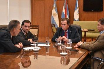 Se firmó convenio de comodato para el archivo judicial en Diamante