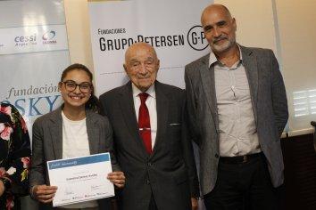 Fundación BER felicita a joven que busca un lugar entre los Diez Jóvenes destacados del Mundo