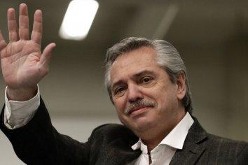 Un 55% de los que no fueron a las PASO votarían a Alberto Fernández