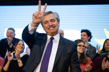 Alberto Fernández amplía la diferencia de las PASO a 20 puntos y casi el 60% cree que será el próximo presidente