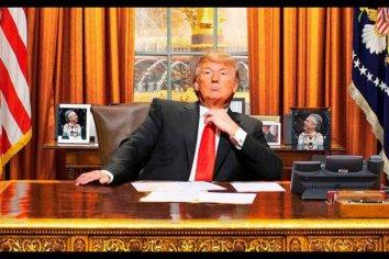 La guerra electoral de Trump