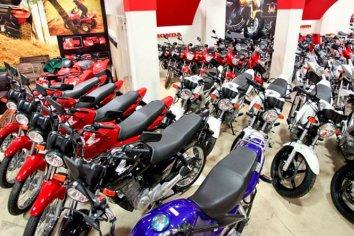 El patentamiento de motos creció 8,9 %