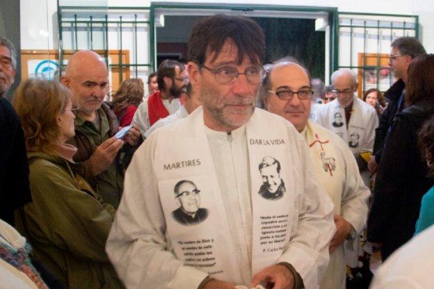 """""""La prioridad de los Fernández es combatir el hambre en nuestra Patria"""", dijo el padre 'Paco' Oliveira"""