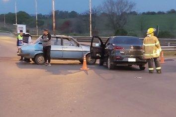 Accidente de transito en Ruta 12