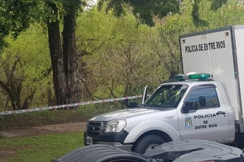 Versión oficial sobre el cuerpo sin vida hallado en el Paseo Jardín