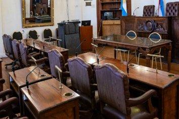 El recinto del Concejo Deliberante fue epicentro de estudio sobre la calidad del aire