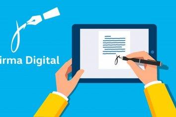 El Poder Judicial implementa la firma digital