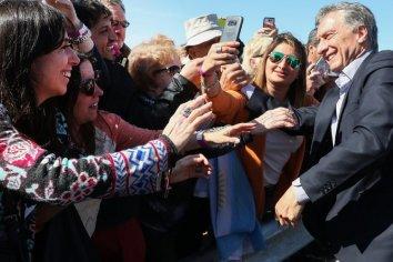 Macri apuesta su reelección a una campaña electoral de 30 días en 30 ciudades