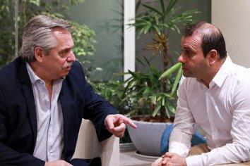 El gobernador de Misiones se sumó a la campaña de Alberto y lo ayudará con el quórum en el Congreso