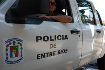 Una mujer fue atacada con un sable en Paraná