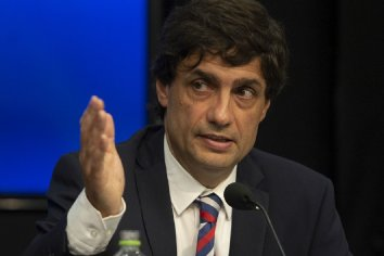 Lacunza presentará este lunes el proyecto de Presupuesto 2020