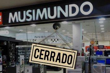 Musimundo cerró 11 locales y despidió 120 trabajadores