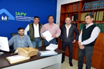 Se licitaron nuevas viviendas de madera para Chajarí