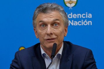 La frustración de Mauricio Macri y el recuerdo del 55
