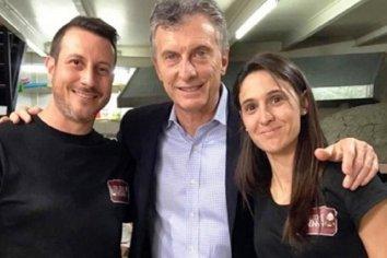 Apenas un año después de su inauguración cerró la pizzería que había visitado Macri en Escobar