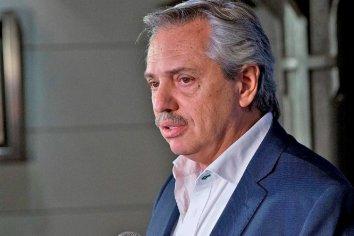 """Alberto Fernández: """"Macri se enojó por las PASO y dejó volar el dólar, espero que no se enoje después del 27"""""""