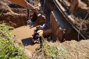 Paraná sin agua: Se restablece con normalidad el servicio