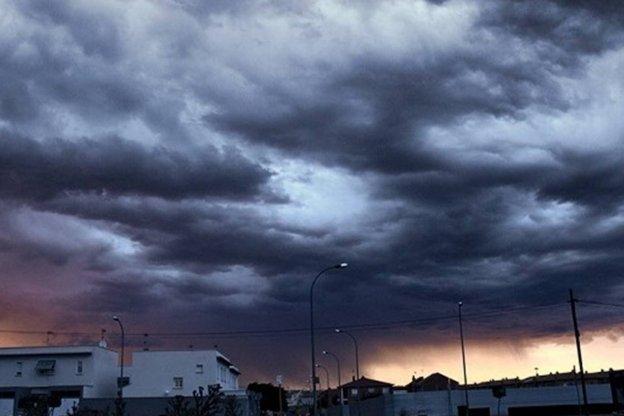 Rige alerta amarillo por tormentas fuertes en Entre Ríos