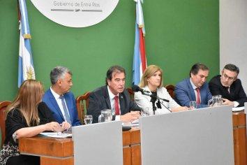 Castrillon, García y Benítez disertaron sobre Juicio por Jurados