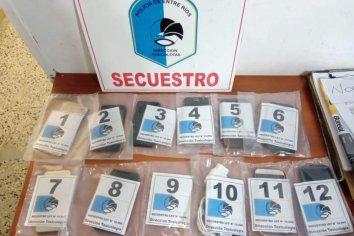 Allanamientos por Narcomenudeo: 20 personas identificadas