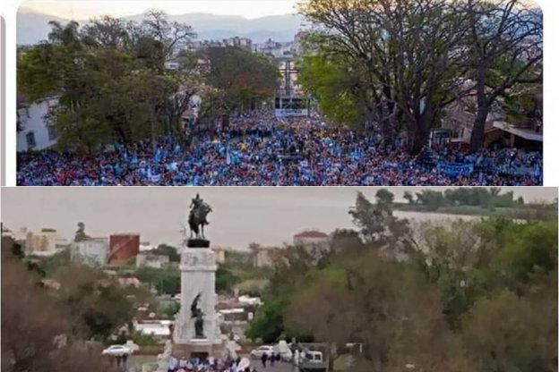 #SíSePuede en Paraná o en Salta?