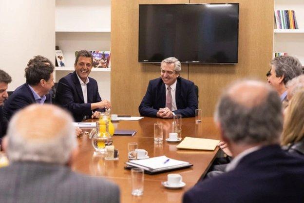 Alberto Fernández cuestionó a Mauricio Macri por el último índice de inflación