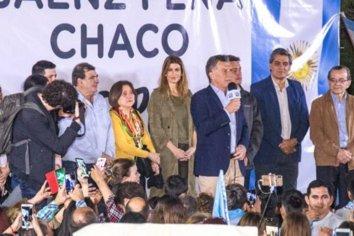 """El nuevo furcio de Mauricio, en Chaco: """"¡Que escuche todo Corrientes!"""""""