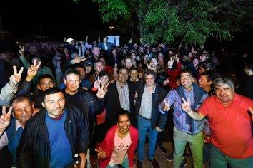 """""""Vamos defender las posiciones de nuestro pueblo para cambiar las cosas en la Argentina"""""""