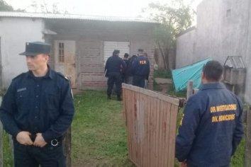 Concordia: imputarán al detenido por el crimen de una anciana