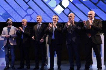 Golpe a golpe en el debate presidencial: los cruces entre los 6 candidatos a la Rosada