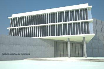 Se licita la obra del edificio para los Tribunales de Federación