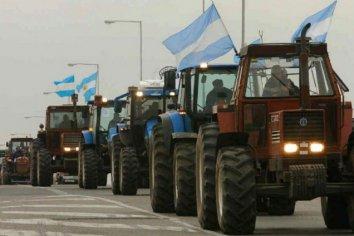 Productores rurales se movilizarán el jueves a la vera de la ruta 12