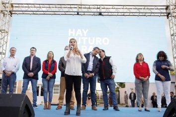 """Cora: """"Con Alberto y Cristina como nuevos conductores del país vamos devolverle la dignidad al pueblo argentino"""""""