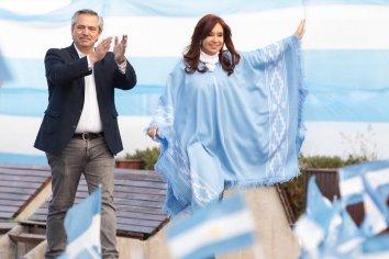 El Congreso proclamará hoy la victoria de Alberto Fernández y Cristina Kirchner