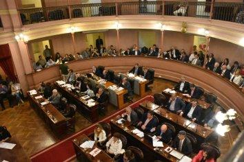 Diputados aprobó el proyecto de presupuesto provincial 2020