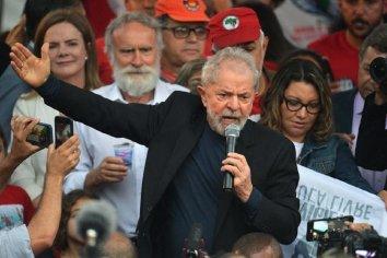 """""""Se ha hecho justicia y Lula está libre"""""""