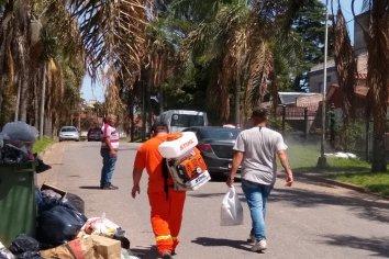 Este sábado se realizará un nuevo bloqueo sanitario en barrio Mercantil