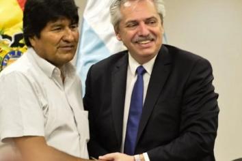 """""""Sería un orgullo y un honor acompañar la toma de posesión de Alberto Fernández"""""""