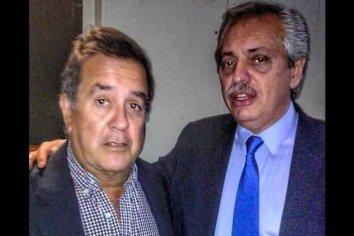 Chagas con Alberto Fernández en medio de la crisis boliviana