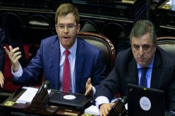 El bloque propio de Cambiemos en la Legislatura se rompió