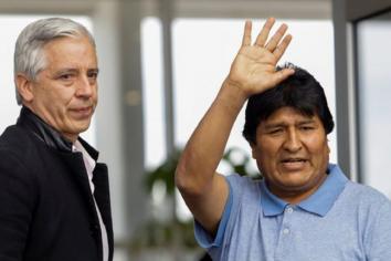 El Congreso boliviano rechazará la renuncia de Evo Morales