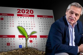 Alberto, optimista para el 2020: prevé señales de reactivación en primer trimestre y PBI 1% al alza