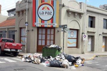 La Municipalidad deberá normalizar el servicio de recolección de residuos en Paraná