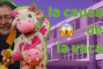 Entre Ríos: editorial de Rubén Almará sobre la causa de la vaca