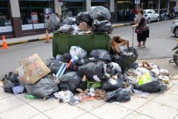 Proponen declarar servicio esencial a la recolección de residuos en la provincia