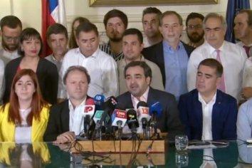 Histórico acuerdo en Chile para modificar la Constitución de Pinochet