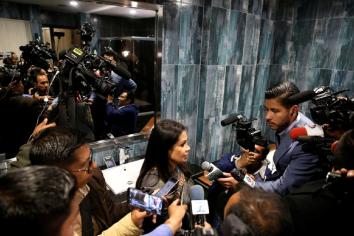 Periodistas bajo fuego