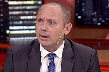 Así habla el falso abogado Marcelo D'Alessio de su visita a Paraná