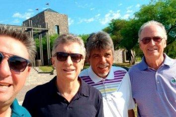 A 24 días del traspaso Mauricio Macri se tomó otra vez vacaciones: está en Córdoba